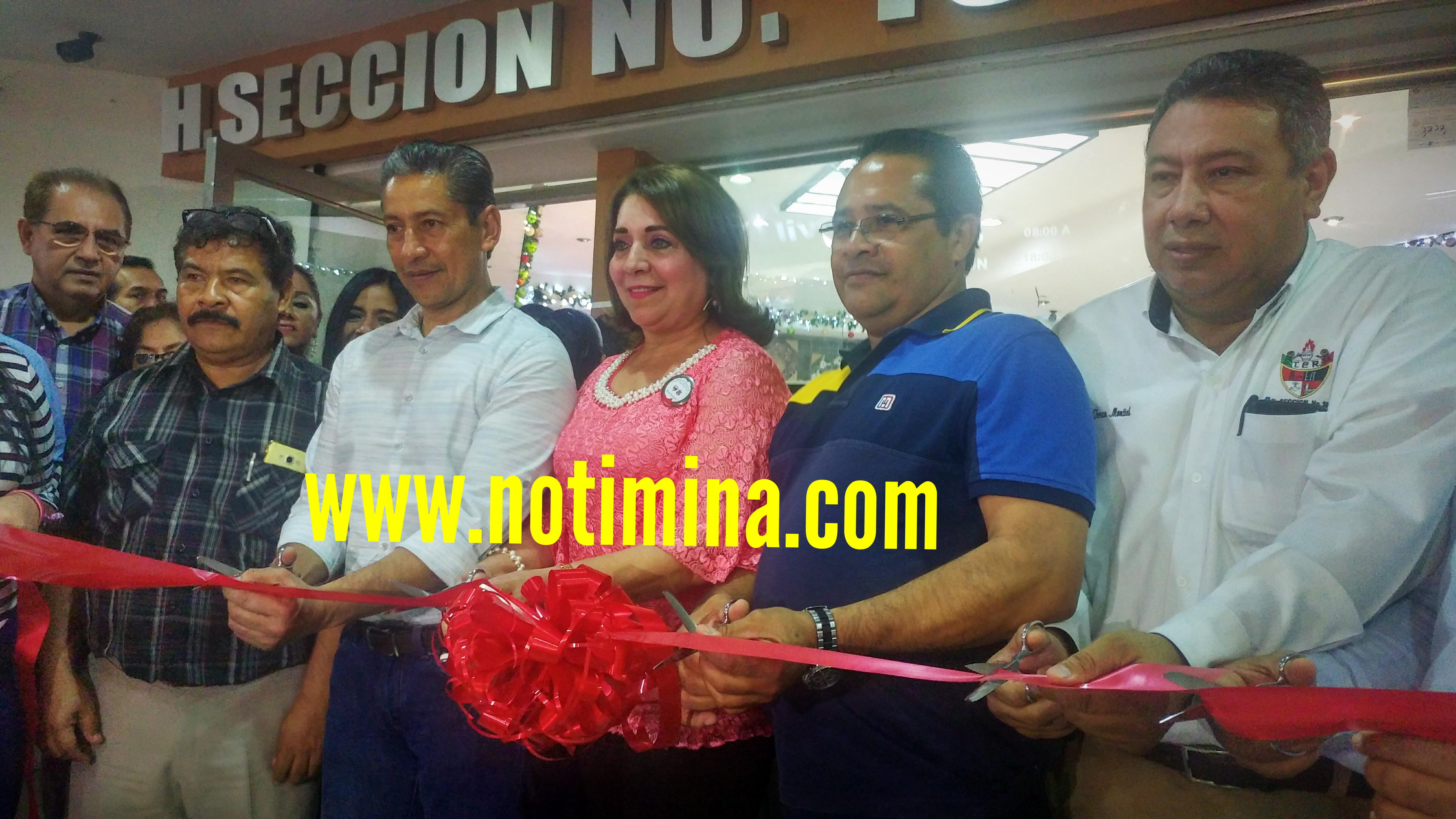 """Inauguran """"Bazar Navideño 2018"""" de la Sección 10 del STPRM"""