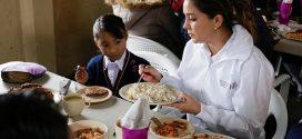Comedores Comunitarios brindan alimentación sana variada y suficiente a 29 mil veracruzanos