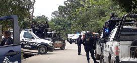 Balacera en la zona rural de Minatitlán; deja una persona muerta