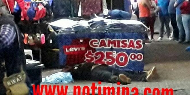 Ejecutan a una persona en el Centro de Convenciones de Minatitlán