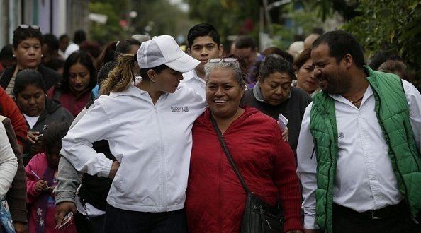 Gobierno de la República impulsa la dignificación de viviendas en Veracruz