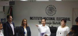 Se instala el 14 Consejo Distrital del Instituto Nacional Electoral en Minatitlán