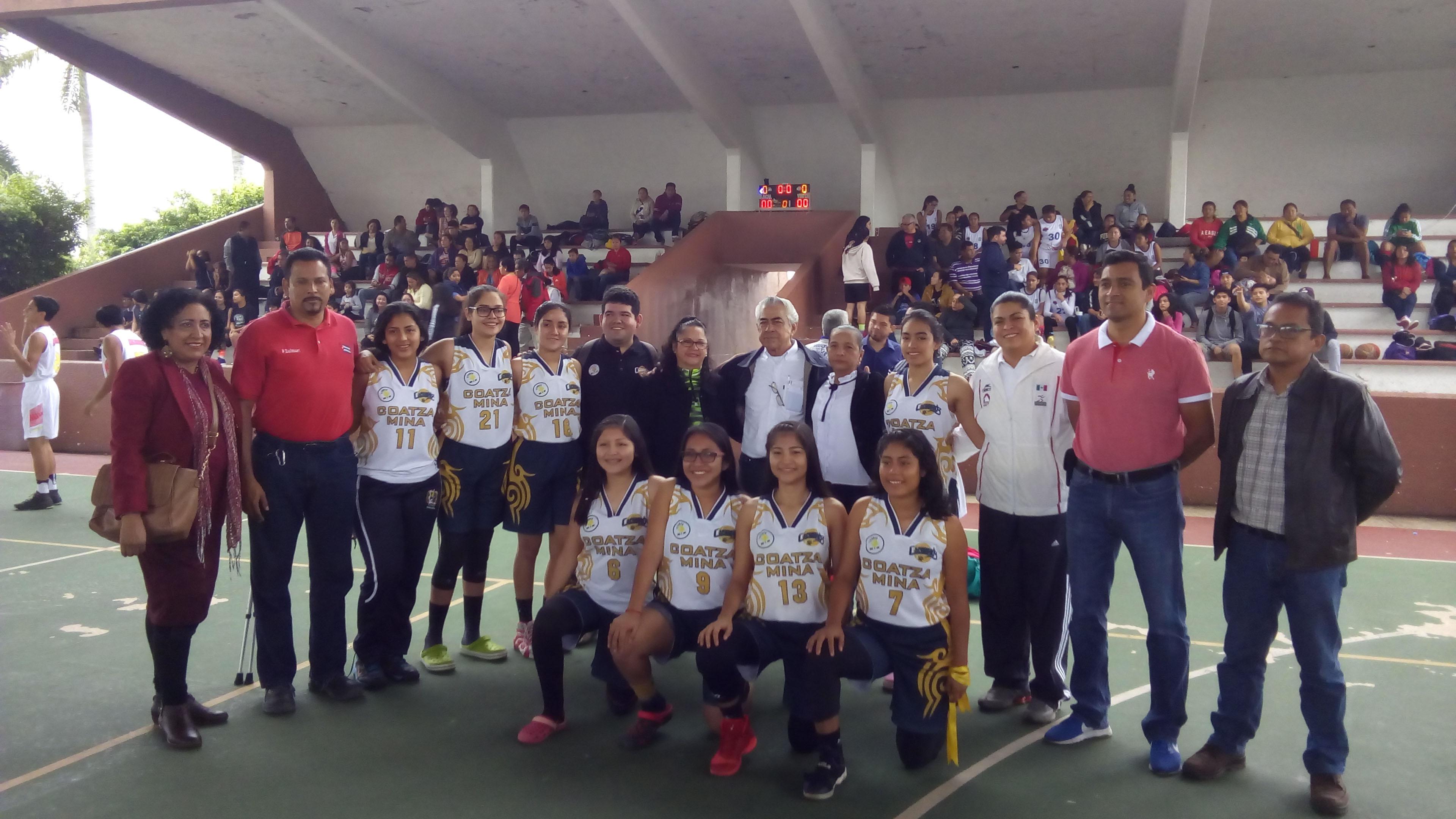 Ayuntamiento de Minatitlán; apoya al deporte