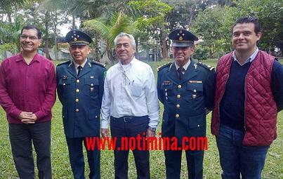 Toma protesta nuevo Comandante de la 29 Zona Militar