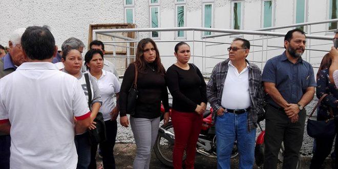 Morenistas piden audiencia con el alcalde